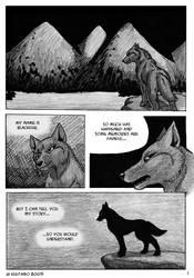 Blackfur's Tale - Page 1 by Kuuda
