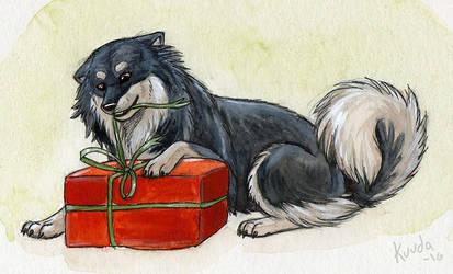 Holiday Lappie by Kuuda