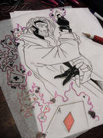 Gambit : Le Diabl blanc by Electricalivia
