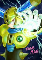 Fuse Man by NagiSpider