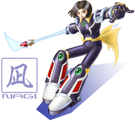 New ID - Nagi's image by NagiSpider