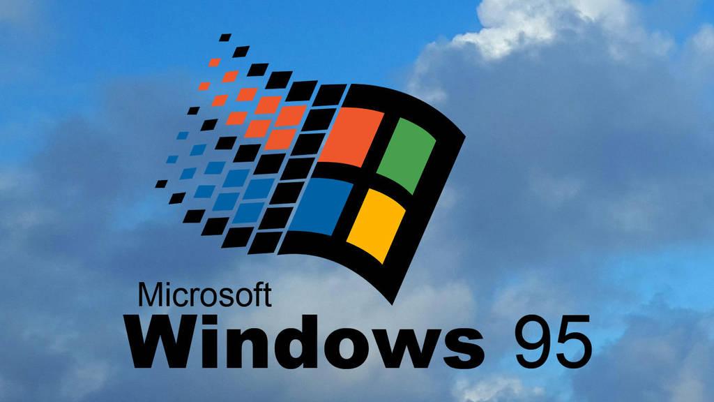 Windows 95 - Remake Wallpaper by jcpag2010 on DeviantArt