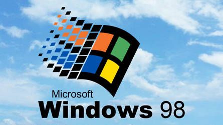 Windows 98 - Remake Wallpaper by jcpag2010