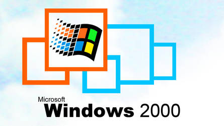 Windows 2000 - Remake Wallpaper by jcpag2010