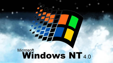 Windows NT 4 - Remake Wallpaper by jcpag2010