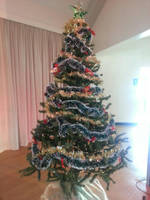 Christmas Tree by jcpag2010