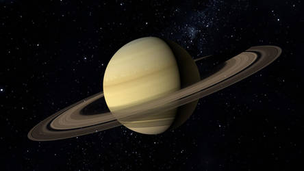 Planet Saturn by jcpag2010
