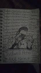 Jordan B. Peterson Sketch by LeoReeseo