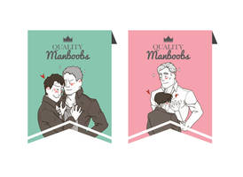 [SnK] Stickers lot 2 - 1 by Machina-Su