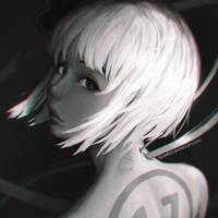 Robo~ by GUWEIZ