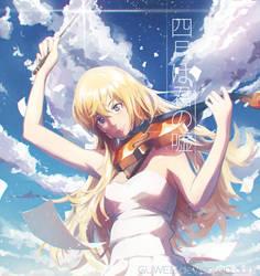 Goodbye Kaori~ by GUWEIZ