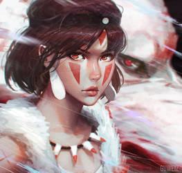 Mononoke by GUWEIZ