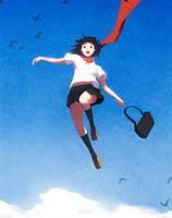 Leap by GUWEIZ