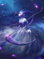 Abyssal Huntress by GUWEIZ