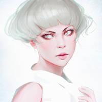 White by GUWEIZ