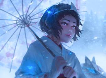 Noragami by GUWEIZ