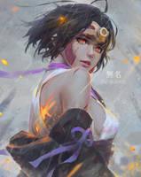 Mumei by GUWEIZ