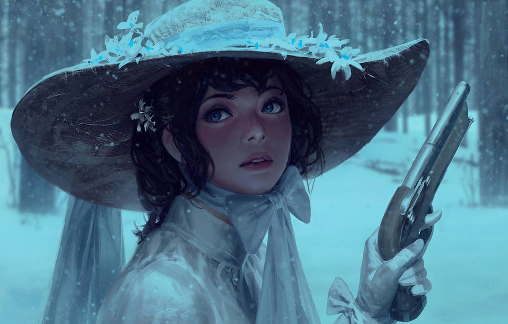 Cold Snow by GUWEIZ