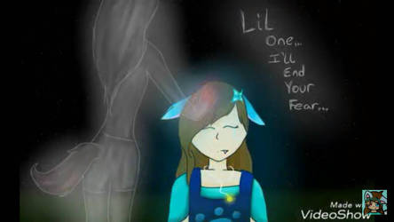 She said she would end my fear (Minecraft Mystery) by Demi2wolf