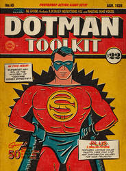 Dotman ToolKit Professional Vintage Comic Effects by ThunderPixels