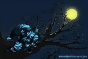 Cheshire Cat by ShirubaHoshi