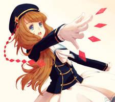 Magical Girl by Rosuuri