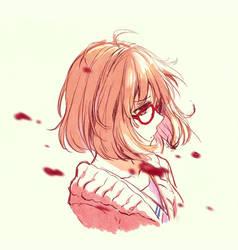 Mirai Doodle by Rosuuri