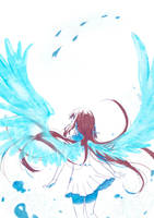 Manaka Doodle by Rosuuri