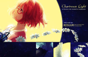 PREVIEW: Chartreuse Light Fanbook by Rosuuri