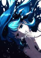 Deep Sea Miku   0831 by Rosuuri