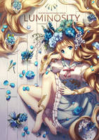 Luminosity Artbook Cover by Rosuuri