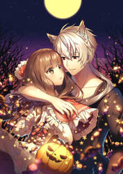 Little Red MC x Wolf Zen by Rosuuri
