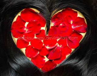 Thinking love by blacksunway