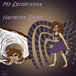 Spidersona Harmony Dash 1 by TwiDash-FTW