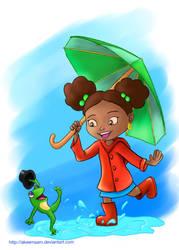 Rain Dance by MalfinisProductions