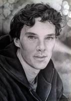 Benedict Cumberbatch by FabianaAzevedo