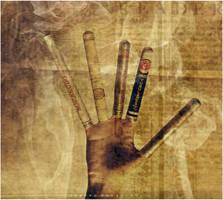 Goodbye the cigar ... by estellamestella