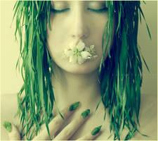 Green Valley In My Dream :. by estellamestella