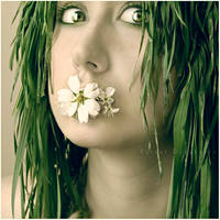 The Grass Woman .: by estellamestella