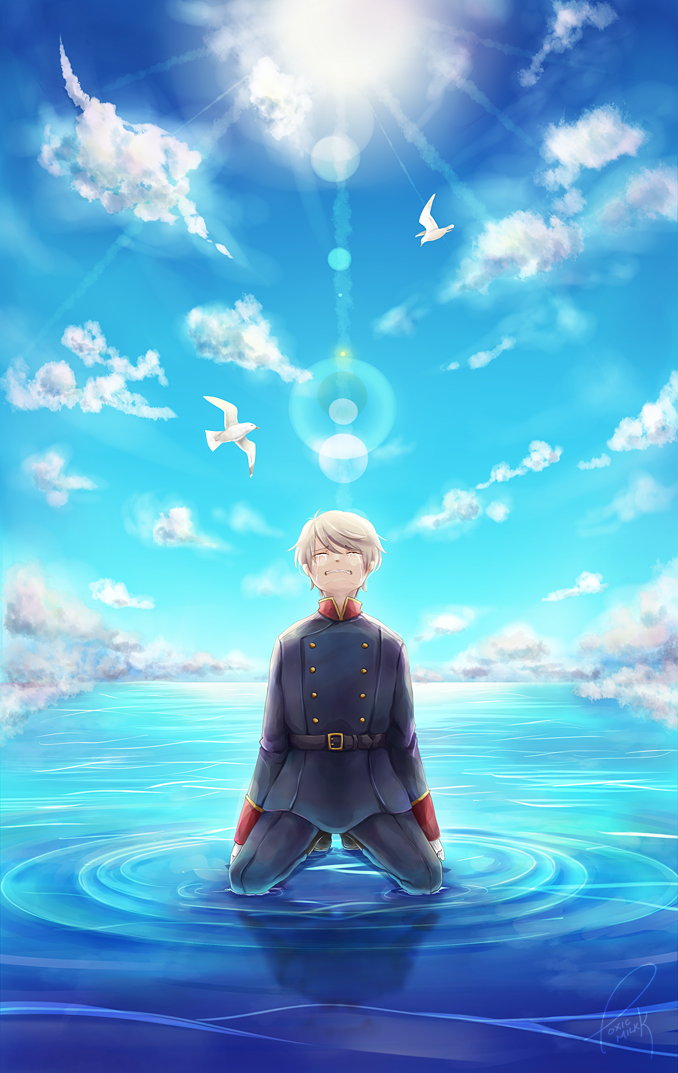 Aldnoah.Zero: Pain and Sorrow by Toxicmilkk