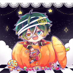 Enstars: Halloween Mika by Toxicmilkk