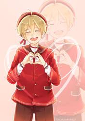 Happy Valentine's Day by Toxicmilkk