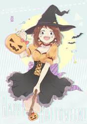 Happy Halloween! by Toxicmilkk