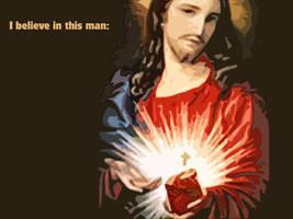 Jesus by amonteiro