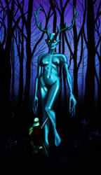 An Ogress by TomBerck