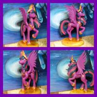 Princess Twilight Sparkle by HamPony by HamPony