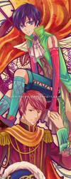 Prince plus angel by kuso-taisa