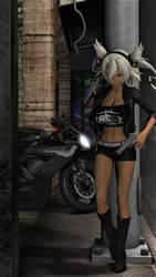 (SFM) Kancolle Musashi-Gothic by TheBRSteamer95