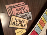Narc Bucks by Black-Destiny