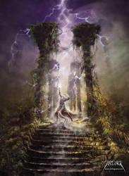 Thunderstorm Wizard - Rework by jarling-art